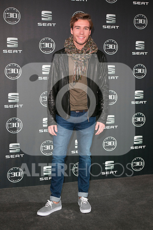 attends the 30th Anniversary Party Of Seat IBIZA Car at COAM in Madrid, Spain. November 6, 2014. (ALTERPHOTOS/Carlos Dafonte)