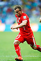 Xherdan Shaqiri (SUI), JUNE 20, 2014 - Football /Soccer : FIFA World Cup Brazil 2014 Group E match between Switzerland 2-5 France at Arena Fonte Nova, Salvador, Brazil. (Photo by D.Nakashima/AFLO)
