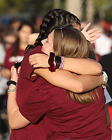 Parkland Victims Remembered On One Year Anniversary