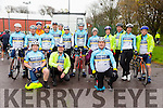 Kerry Crusader cycle club at the Orbis scenic challenge on Sunday Starting at the Listowel community centre