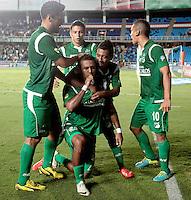 Deportivo Cali vs. La Equidad, 26-10-2013