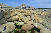 Boulder Beach - St Agnes, Isles of Scilly