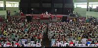 RECIFE,PE, 21.05.2015 - PROFESSORES-PE - Professores do Estado de Pernambuco em Assembléia para decidir se tem nova greve, em Clube Português do Recife, nesta quinta-feira,21. (Foto: Jean Nunes / Brazil Photo Press)