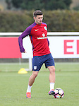 England's Aaron Cresswell in action during training at Tottenham Hotspur training centre, London. Picture date November 14th, 2016 Pic David Klein/Sportimage