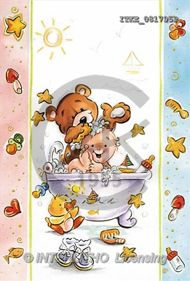 Isabella, BABIES, paintings(ITKE081795,#B#) bébé, illustrations, pinturas ,everyday