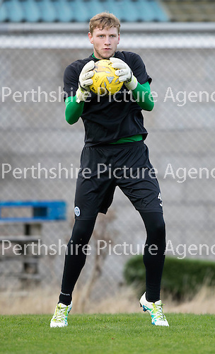St Johnstone Training…..21.10.16<br />