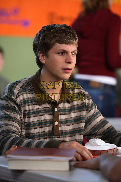 MICHAEL CERA.in Superbad .**Editorial Use Only**.CAP/FB.Supplied by Capital Pictures