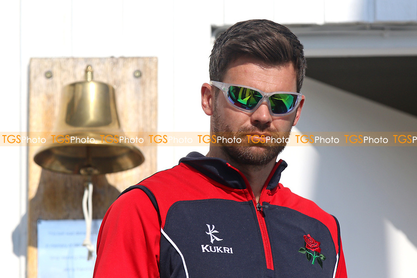 James Anderson of Lancashire arrives at the ground during Essex CCC vs Lancashire CCC, Specsavers County Championship Division 1 Cricket at The Cloudfm County Ground on 7th April 2017