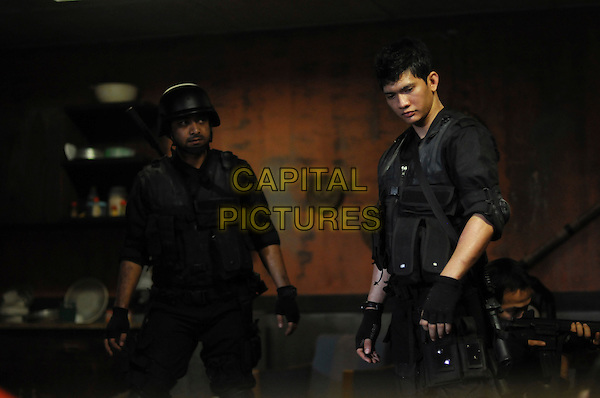 IKO UWAIS.in The Raid: Redemption (Serbuan maut).*Filmstill - Editorial Use Only*.CAP/NFS.Supplied by Capital Pictures.