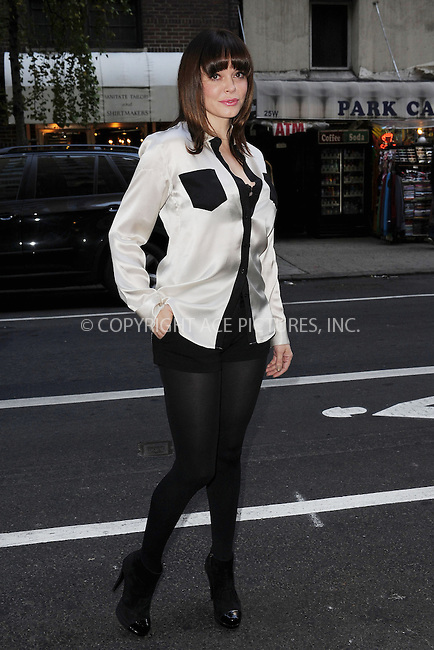 WWW.ACEPIXS.COM . . . . . .November 12, 2012...New York City....Rose McGowan attends The Cosmo 100 Power Lunch at Michael's Restaurant on November 12, 2012 in New York City....Please byline: KRISTIN CALLAHAN - ACEPIXS.COM.. . . . . . ..Ace Pictures, Inc: ..tel: (212) 243 8787 or (646) 769 0430..e-mail: info@acepixs.com..web: http://www.acepixs.com .