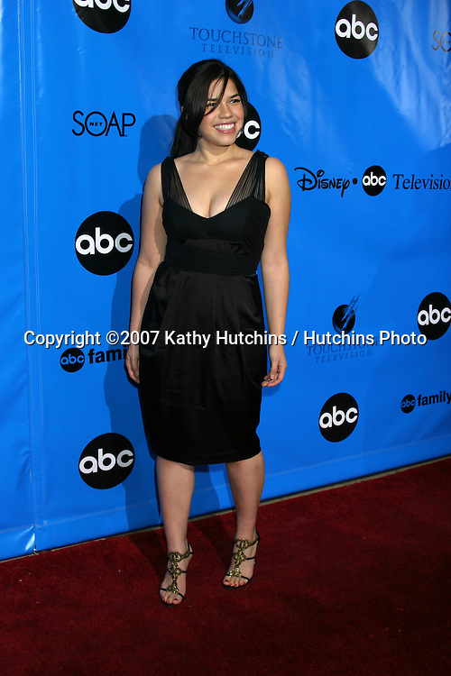 America Ferrera.ABC Television Critics Association Press Tour Party.Ritz-Carlton Hotel.Pasadena   CA.January 14, 2007.©2007 Kathy Hutchins / Hutchins Photo.