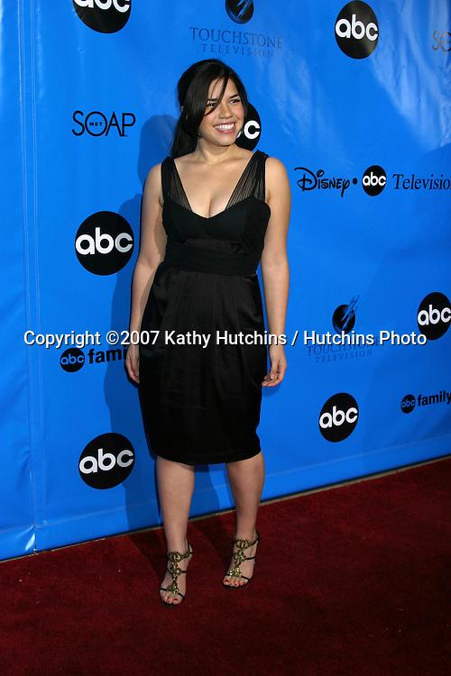 America Ferrera.ABC Television Critics Association Press Tour Party.Ritz-Carlton Hotel.Pasadena   CA.January 14, 2007.©2007 Kathy Hutchins / Hutchins Photo.