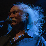David Crosby of Crosby, Stills & Nash at the Tollwood Festival in Munich, Germany.