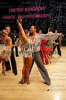 0801241182c UK Open dance competition. International Centre,  Bournemouth, United Kingdom. Thursday, 24. January 2008. ATTILA VOLGYI