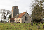 Church of Saint Peter, Blaxhall, Suffolk, England, UK
