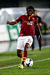 Roma's Gervinho in action during the Serie A football match Chievo Verona vs Roma at Verona, on March 22, 2014. © Pierre Teyssot