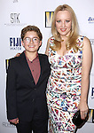 Sean Giambrone and Wendi McLendon-Covey attends The Creative Coalition's Annual  Celebration of Arts & America at STK DC on May 2, 2014 in Washington, D.C.