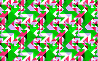 Abstract full frame mosaic backgrounds pattern