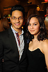 Jourdan Nunez and Nielo Chow at the Grand Opening Cocktail Reception at Miu Miu in the Houston Galleria Monday Feb. 27,2012. (Dave Rossman Photo)