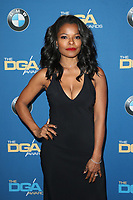 BEVERLY HILLS, CA - FEBRUARY 3: Keesha Sharp at the 70th Annual DGA Awards at The Beverly Hilton Hotel in Beverly Hills, California on February 3, 2018. <br /> CAP/MPI/FS<br /> &copy;FS/MPI/Capital Pictures