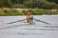 Race: 136  2x (Band 1)  Final<br /> <br /> Peterborough Summer Regatta 2018 - Saturday<br /> <br /> To purchase this photo, or to see pricing information for Prints and Downloads, click the blue 'Add to Cart' button at the top-right of the page.