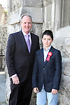 Kieran and James Duffy at Congress Avenue and Fatima Confirmation in St.Mary's Church...(Photo credit should read Jenny Matthews www.newsfile.ie)....This Picture has been sent you under the conditions enclosed by:.Newsfile Ltd..The Studio,.Millmount Abbey,.Drogheda,.Co Meath..Ireland..Tel: +353(0)41-9871240.Fax: +353(0)41-9871260.GSM: +353(0)86-2500958.email: pictures@newsfile.ie.www.newsfile.ie.