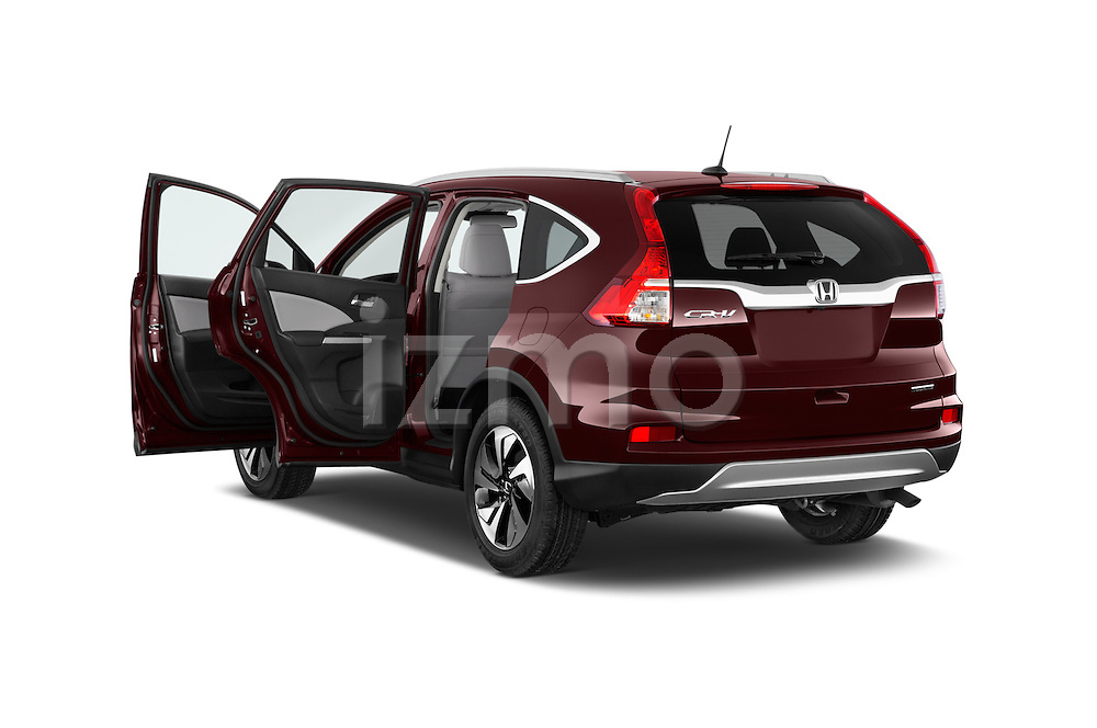 Car images of a 2015 Honda Cr-V Touring 5 Door Suv 2WD Doors