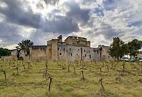 France, Gers (32), Larressingle, class&eacute; Les Plus Beaux Villages de France // France, Gers,, Larressingle, labelled Les Plus Beaux Villages de France (The Most beautiful<br /> Villages of France)