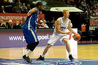 GRONINGEN - Basketbal, Donar - Fribourg, tweede voorronde Champions League, seizoen 2018-2019, 25-09-2018,  Donar speler Jobi Wall