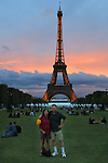 Beth and John at the Eiffel Tower, Champ de Mars, Paris, France. .  John offers private photo tours in Denver, Boulder and throughout Colorado, USA.  Year-round. .  John offers private photo tours in Denver, Boulder and throughout Colorado. Year-round.