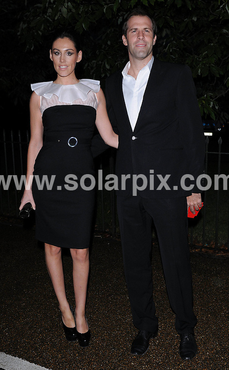 **ALL ROUND PICTURES FROM SOLARPIX.COM**.**WORLDWIDE SYNDICATION RIGHTS**.The Outside arrivals at the Serpentine Gallery Summer Party at the Serpentine Gallery in London in the UK..This pic:Greg Rusedski,Lucy..JOB REF:7274-SSD     DATE:09_09_08.**MUST CREDIT SOLARPIX.COM OR DOUBLE FEE WILL BE CHARGED* *UNDER NO CIRCUMSTANCES IS THIS IMAGE TO BE REPRODUCED FOR ANY ONLINE EDITION WITHOUT PRIOR PERMISSION*