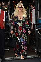 Jessica Simpson Sighting 081017