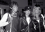 Ann Turkel, Penny Marshall and Valerine Perrine  attends a Celebrity Charity Tennis Tournament at Long Island City on May 17, 1981 in New York City.