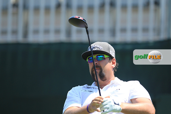 Andres Gonzales (USA) during the First Round of The Players, TPC Sawgrass,   Florida, USA. 12/05/2016.<br /> Picture: Golffile | Mark Davison<br /> <br /> <br /> All photo usage must carry mandatory copyright credit (&copy; Golffile | Mark Davison)