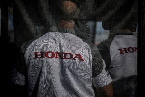 11-13 March, 2016, St Petersburg, Florida USA<br /> Honda Engineers<br /> ©2016, Michael L. Levitt<br /> LAT Photo USA