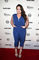 WEST HOLLYWOOD, CA - JANUARY 11: Lauren Ash, at Marie Claire's Third Annual Image Makers Awards at Delilah LA in West Hollywood, California on January 11, 2018. Credit: Faye Sadou/MediaPunch