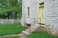 Harrodsburg, Kentucky:<br /> Spring views of The Shaker Village of Pleasant Hill