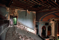 2000 July ..Rehabilitation..Attucks Theatre.Church Street..PROGRESS PHOTOS.CONSTRUCTION...NEG#.NRHA#..
