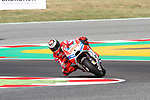 Jorge Lorenzo (SPA) Ducati team, Moto GP, Free practice, Gran Premi Monster Energy de Catalunya