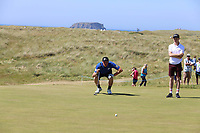 Pablo Larrazabal (ESP) Group during the ProAm Day of the 2018 Dubai Duty Free Irish Open, Ballyliffin Golf Club, Ballyliffin, Co Donegal, Ireland.<br /> Picture: Golffile | Jenny Matthews<br /> <br /> <br /> All photo usage must carry mandatory copyright credit (&copy; Golffile | Jenny Matthews)