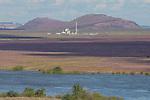 Hanford Reach National Monument, Columbia River, B reactor, Hanford Site, Eastern Washington; Washington State, USA, spring, Nature Conservancy, Hanford May 2017 TNC,