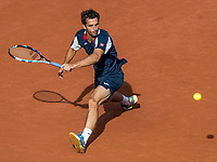 Paris, France, 4 June, 2017, Tennis, French Open, Roland Garros,  Albert Ramos-Vinolas (ESP)<br /> Photo: Henk Koster/tennisimages.com