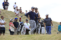 Brandon Stone (RSA) on the 8th tee during Round 3 of the Dubai Duty Free Irish Open at Ballyliffin Golf Club, Donegal on Saturday 7th July 2018.<br /> Picture:  Thos Caffrey / Golffile