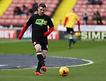 John Fleck of Sheffield United during the English Football League One match at Bramall Lane, Sheffield. Picture date: November 19th, 2016. Pic Jamie Tyerman/Sportimage