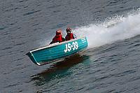 "JS-39 ""UFO"" (jersey Speed Skiff)"