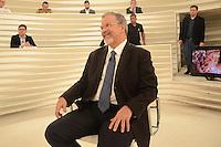 SÃO PAULO, SP - 25.07.2016 - RODA-VIDA - Raul Jungmann, Ministro da Defesa durante gravação do programa Roda Vida na sede da TV Cultura na região oeste da cidade de São Paulo nesta segunda-feira,25.(Foto: Eduardo Martins/ Brazil Photo Press)