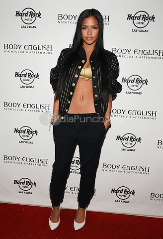 LAS VEGAS, NV - May 25: Cassie hosts an evening at Body English nightclub at the Hard Rock Hotel on May 25, 2014 in Las Vegas, Nevada. © RTNGDP/MediaPunch