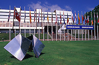 France,Alsace,Europe,Departement 67,Bas-Rhin,Strasbourg,Palace of Europe