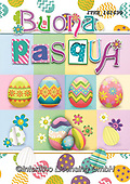 Isabella, EASTER, OSTERN, PASCUA, paintings+++++,ITKE161690,#e#, EVERYDAY ,eggs