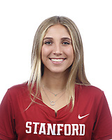Stanford, CA - September 20, 2019: Emma Knaus, Athlete and Staff Headshots